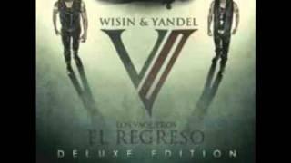 Mi Tesoro   Wisin y Yandel
