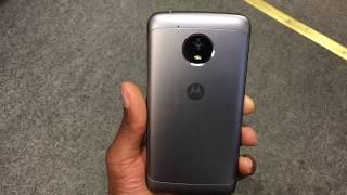 Mi Moto e 4 plus Motorola No prende