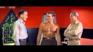 World Without End-Rod Taylor Shirtless Scene