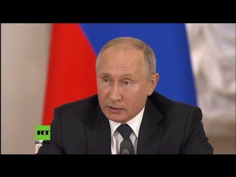 Ответ Путина, который