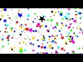 FREE ✔ moving stars background video effect hd 1080p