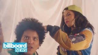 Bruno Mars & Cardi B Drop 'Finesse' Video | Billboard News