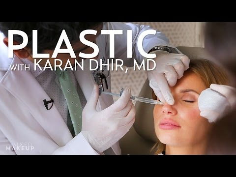 A Liquid Nose Job, Lip Enhancement, and Botox for Rejuvenation | PLASTIC w/Dr. Dhir