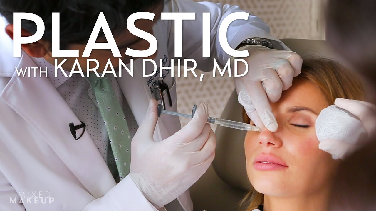 A Liquid Nose Job, Lip Enhancement, and Botox for Rejuvenation | PLASTIC  w/Dr  Dhir