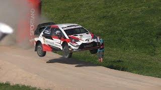 Rally Estonia 2018 WRC special 50FPS 1080P
