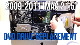 iMac DVD Super Drive Replacement 2009 2010 2011 21 5