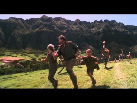 Jurassic Park 3D - Công Viên Kỷ Jura 3D - Trailer