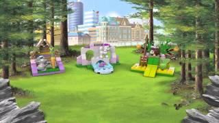 Lego Friends   41021   Poodles Little Palace   Lego 3d Review