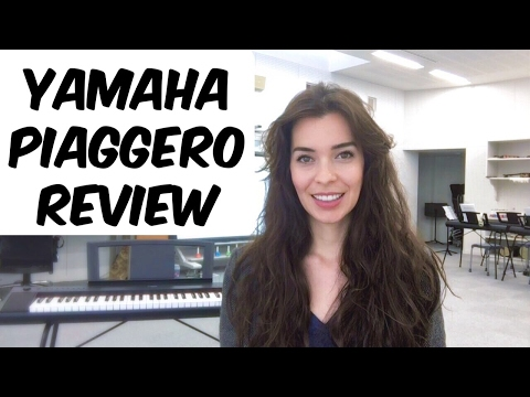 Product Review: Yamaha Piaggero Keyboard Piano