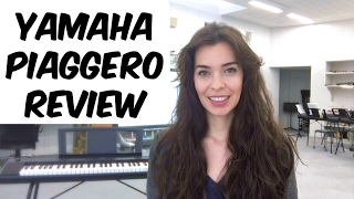 Yamaha Piaggero Keyboard NP-12 Product Review by a Music Teacher
