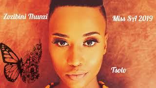 Deep Soulful House Music Mix - Tribute To Zozibini Thunzi (Miss SA 2019)