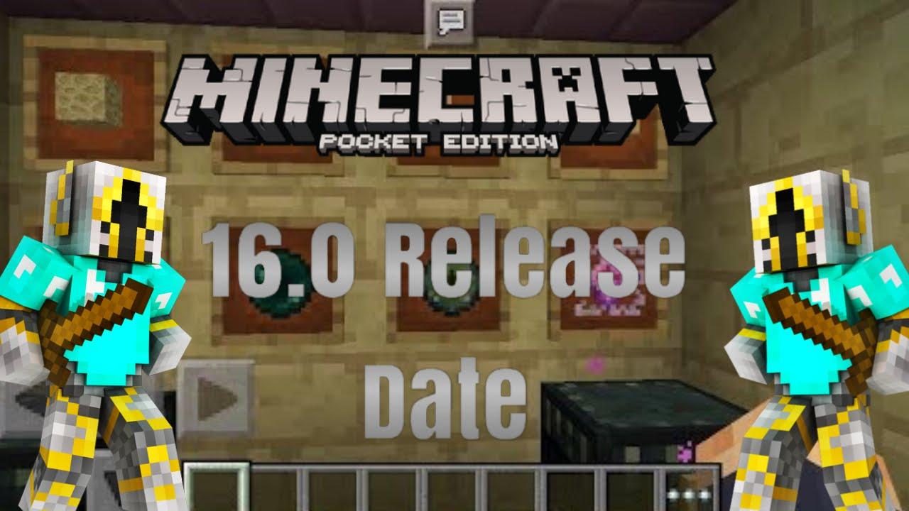 0 0 Pe Relacr Minecraft Date 8