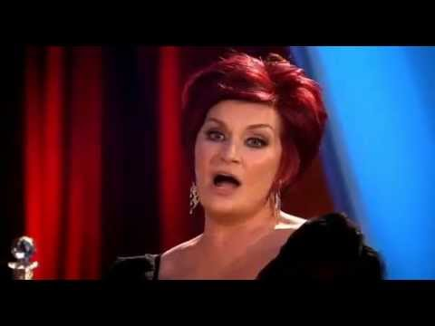Sharon Osbourne on Comedy Roast (Part 1)