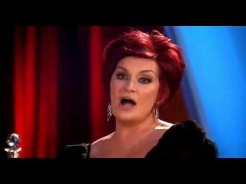 Sharon Osbourne on Comedy Roast (Part 1) - YouTube