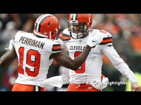 Dan Rivers - WR Perriman Backs Out Of Browns Deal, Signs With Buccaneers