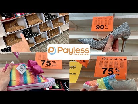 PAYLESS CLOSING SALE!!! 🔥70%-90% CLEARANCE SHOES!!!