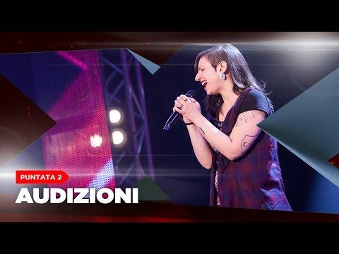 Vanessa, una voce a X Factor