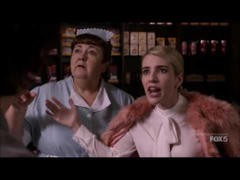 Scream Queens 1x01 - Chanel and Ms. Bean