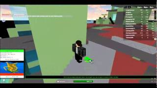 roblox a building destroying