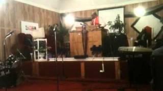 Bishop John Matthews, Sr. preaches, What