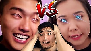 Lil Puma vs Ardiin Ania GiGi !!!