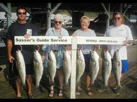 Stripers Of Lake Cumberland