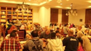 Suasana Buka Puasa di Mesjid Camii Yoyogi Uehara, Tokyo
