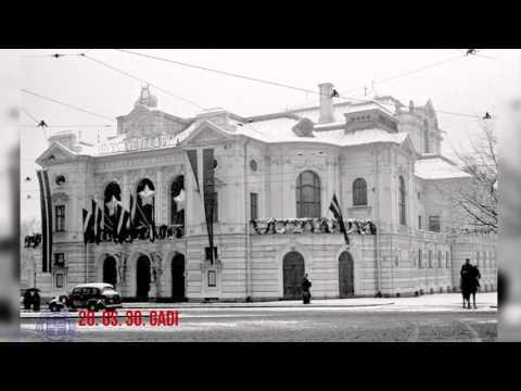 Rīgas ēku vēsture