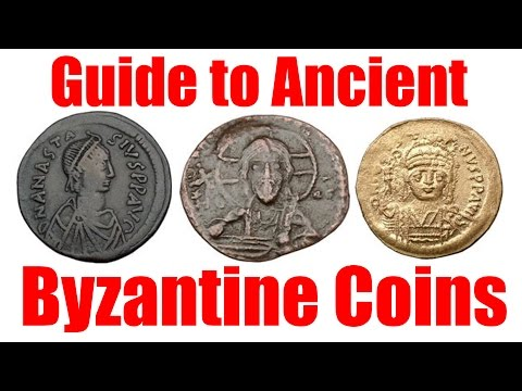 Coins & Paper Money Ancient Byzantine Coin To Identify