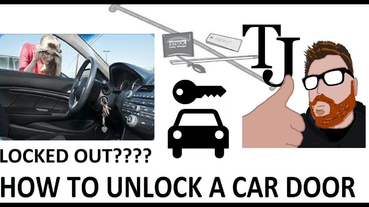 Unlock vehicle doors how to open your car door without a for How to unlock mercedes benz door without key