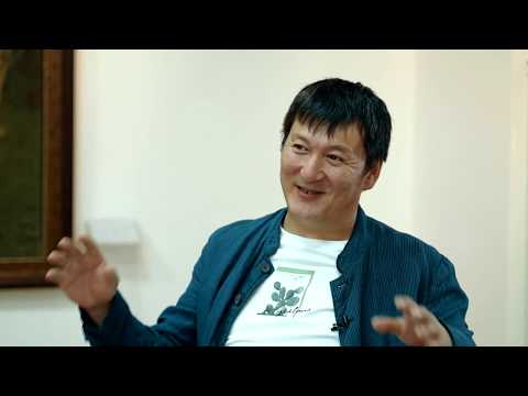 """Проект «Диалоги: Live.Art.Museum»: Дмитрий Шадрин, руководитель """"Сахафильм"""""""