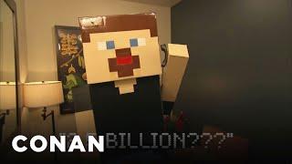 Minecraft Celebrates The Microsoft Acquisition