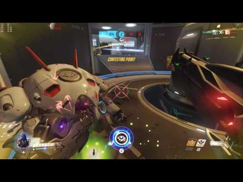 [Overwatch] ESL Community Cup July '16 - MBT Vs Just For Fun R2 Li Jiang