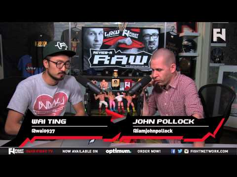 """Review-A-Raw 9/8/15 - """"FEED ME BALTI-MORE"""""""