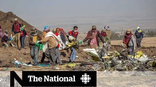 Ethiopian Airlines crash victims' families face grim wait for loved ones' remains