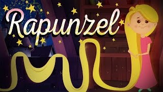 Rapunzel Full Movie – Fairy Tales For Kids With English Subtitles