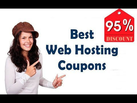 Coupons Web Hosting Discount 95%