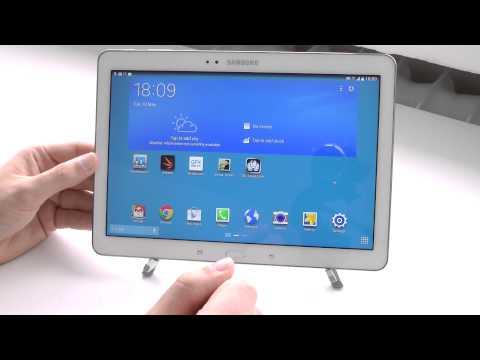 Samsung Galaxy Tab Pro 10.1 Test (deutsch)