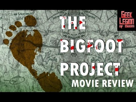 Download THE BIGFOOT PROJECT ( 2017 Andy Goldenberg ) Horror Comedy Found Footage movie review