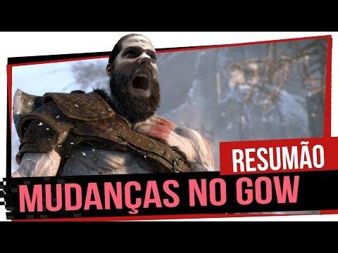 Resumão: Mudanças no God of War, Novo Resident Evil, Age of Empires Definitivo   Game Over