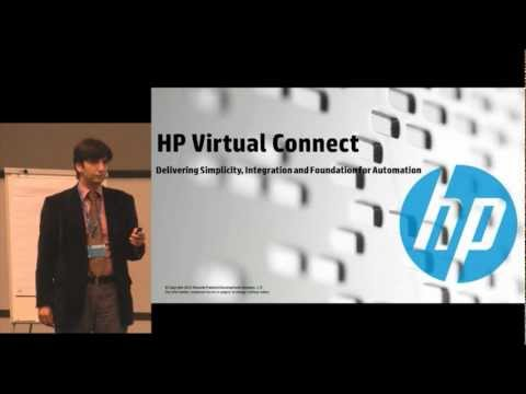 Tarras Varcesuks - HP Virtual Connect