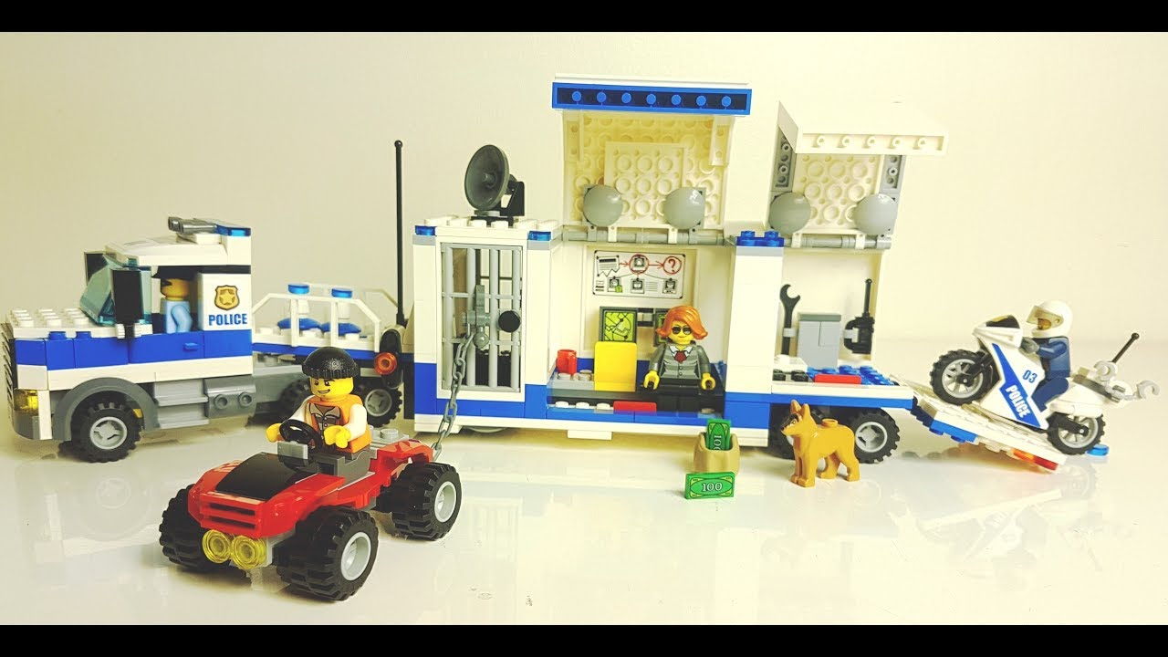 LEGO City: Police - Kids Toys'