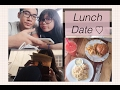 Lunch Date ♡ // Lot369