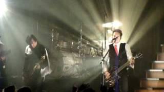 "Bela B . Live / Code B   Tour 2009  Dresden "" Der Vampir mit dem Colt ! ""  Alter Schlachthof"