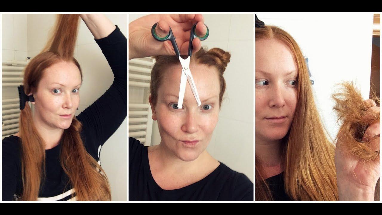 klippe hår selv tips