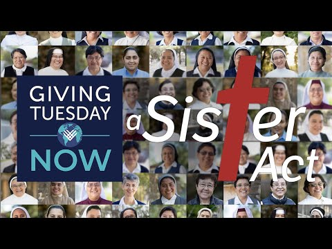 #GivingTuesdayNow: A Sister Act