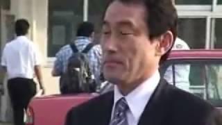 岸田沖縄大臣八重山入り