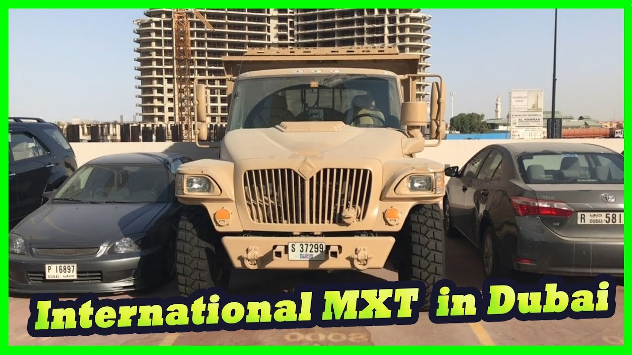 International mxt military