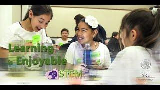 STEM for Latina Girls 2016