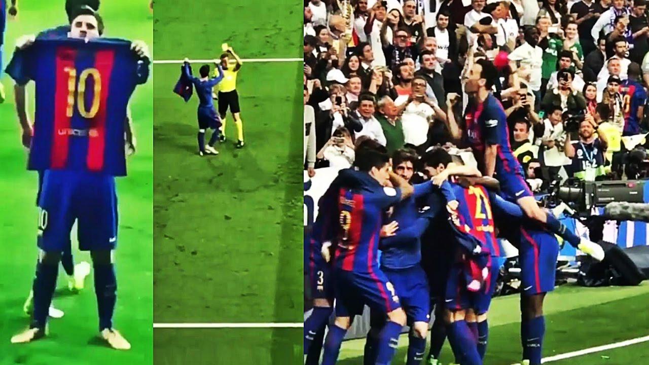 de todos Madrid  El gol 500 visto desde Real Messi los al